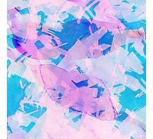 Ice rock  Photographic Print