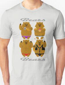 BEARS Unisex T-Shirt