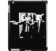 Pulp fiction - pokemon iPad Case/Skin