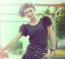 bridge girl by DettodeSilva