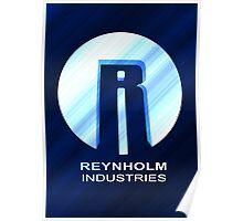 Reynholm Industries (dark apparel) Poster