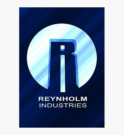 Reynholm Industries (dark apparel) Photographic Print