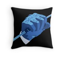 Two By Two Firefly T-Shirt Throw Pillow