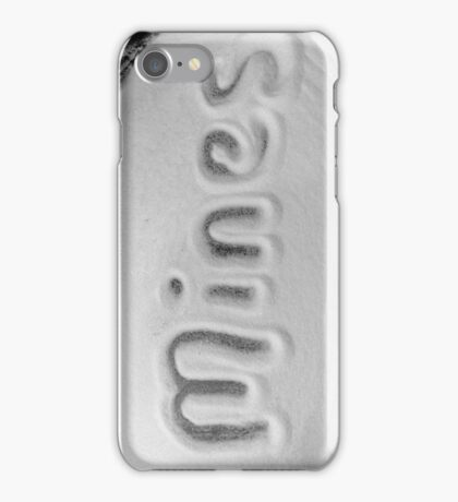 ©THE SALTMINES - SOLD iPhone Case/Skin
