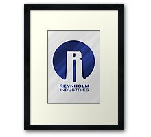Reynholm Industries Framed Print