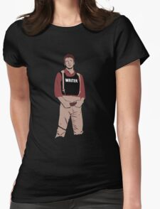 Captain Castle Womens Fitted T-Shirt