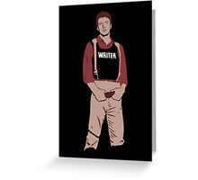 Captain Castle Greeting Card