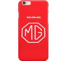 MG Lover 3 iPhone Case/Skin