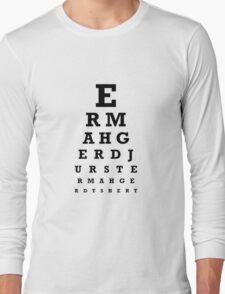 ERMAHGERD TSHERT!! Long Sleeve T-Shirt