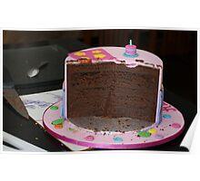 mmmmmm! Cake Poster