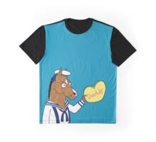Young BoJack Graphic T-Shirt