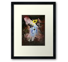 Untitled Abstract 629-12 Framed Print
