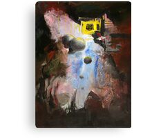 Untitled Abstract 629-12 Canvas Print