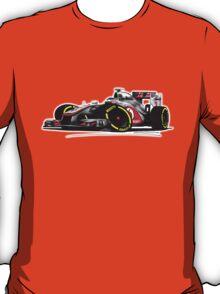 F1 2012 - McLaren MP4-27 - Jenson Button T-Shirt