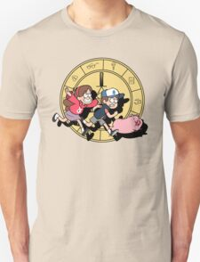 The Adventures of the Mystery Twins T-Shirt