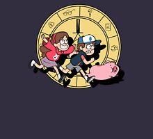 The Adventures of the Mystery Twins Unisex T-Shirt