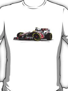 F1 2012 - McLaren MP4-27 - Lewis Hamilton T-Shirt