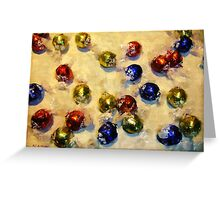 Tinfoiled Truffles Greeting Card