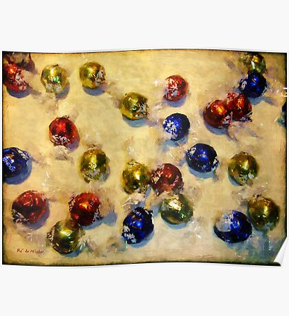 Tinfoiled Truffles Poster
