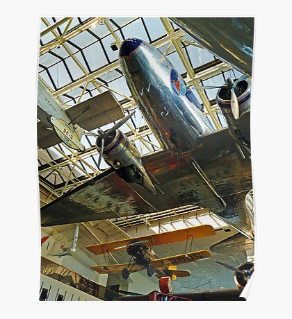 Pioneer Flight Poster