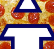 Auburn Pizza Sticker