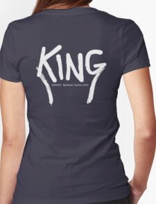 King Hamlet Womens Fitted T-Shirt