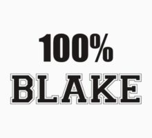 100 BLAKE by ashleighi
