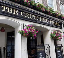 The Crutched Friar pub London by DavidHornchurch