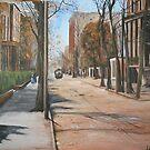 Old Norfolk, VA, Granby Street, 1899 by Jsimone