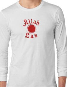 Allah Las Sun Drawing Long Sleeve T-Shirt