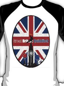 Great Britain Quidditch T-Shirt