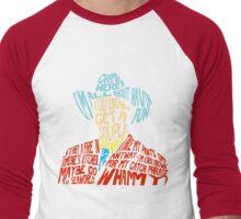 Champ Kind Men's Baseball ¾ T-Shirt