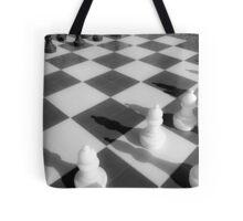 Chess game Tote Bag