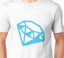 Diamond emoji Unisex T-Shirt