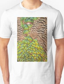 Peacock Patterns  T-Shirt