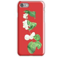 Snowberries iPhone Case/Skin