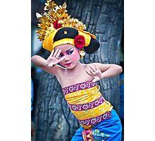 Balinese Junior Photographic Print