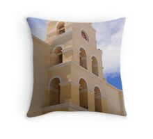 Spanish Mission Throw Pillow