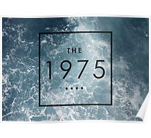 the 1975 ocean Poster