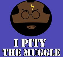 I pity the muggle by nimbusnought
