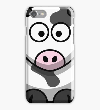 Silly Cow iPhone Case/Skin