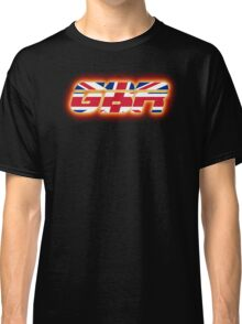 GBR - Great Britain - Flag Logo - Glowing Classic T-Shirt