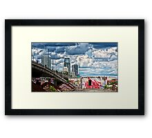 The Other View Framed Print
