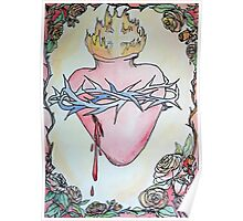 Sacred Heart of Jesus 6 Poster