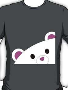 Shy teddy bear T-Shirt