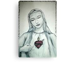 Mary Immaculate Metal Print
