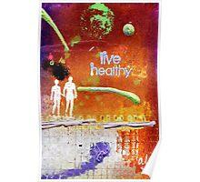 Healthy Living - digital version Poster