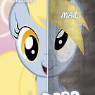 Two Sides - Derpy by TehJadeh
