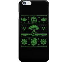 A Nuclear Winter Wonderland iPhone Case/Skin