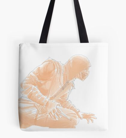 Scorpion - Mortal Kombat Tote Bag